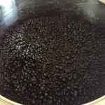 Afine spălate pentru dulceață de afine