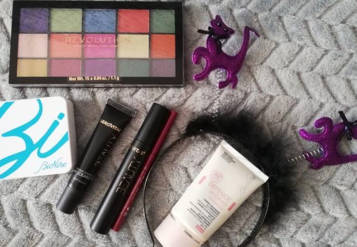 Make-up și culori de Halloween de la Notino