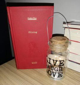 Cartea săptămânii – Shining (Stephen King)