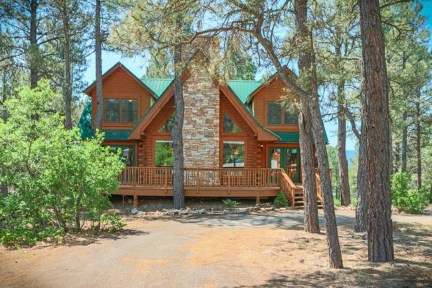 Cabin Nestled in Pagosa Lakes