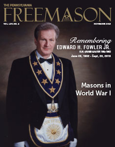 The Pennsylvania Freemason - November 2018