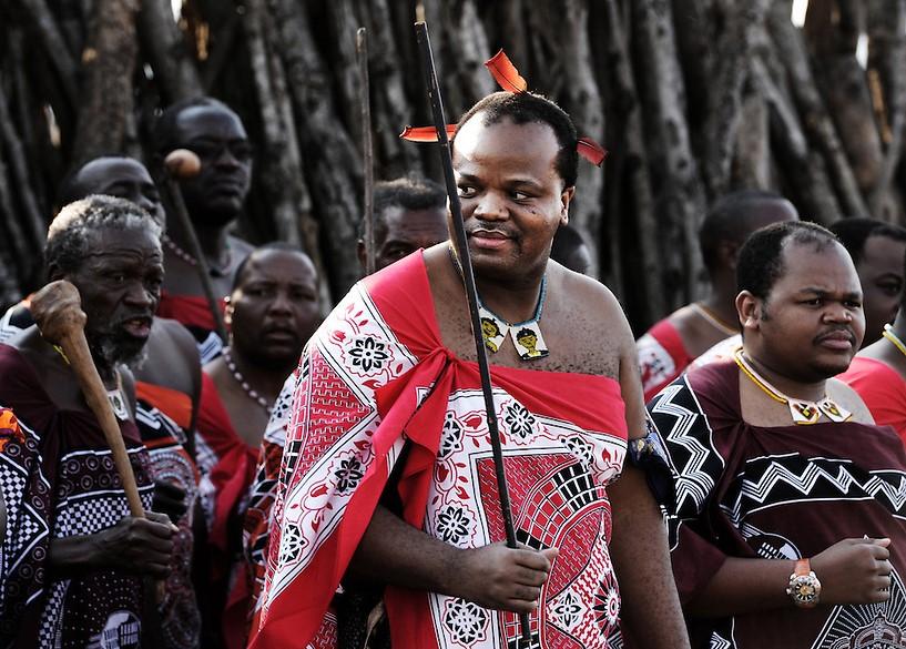 Eswatini (ex Swaziland): le roi ordonne aux hommes dâ??épouser plus de 2 femmes ou seront emprisonnés