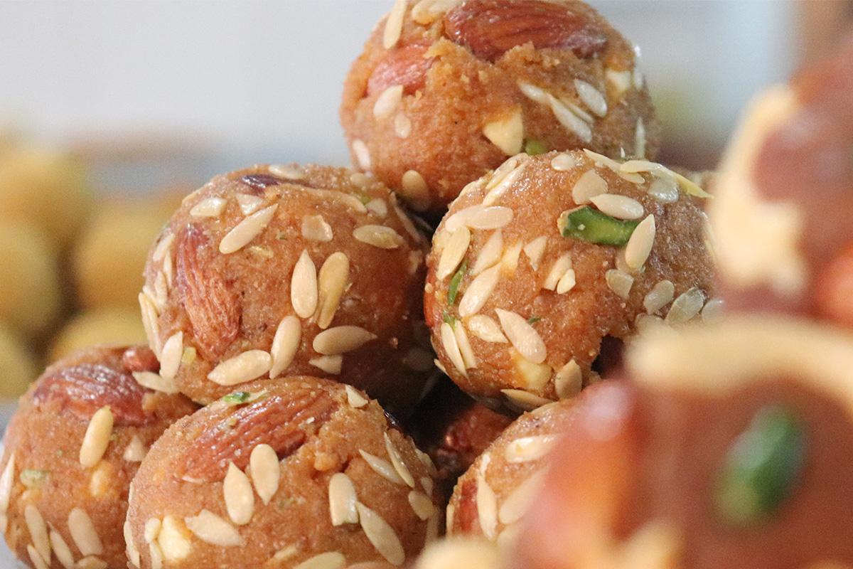 Badam Pinni Pahalwans Sweets Jammu
