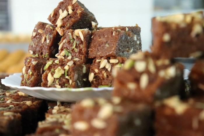 Dhoda Burfi Pahalwans Sweets Jammu
