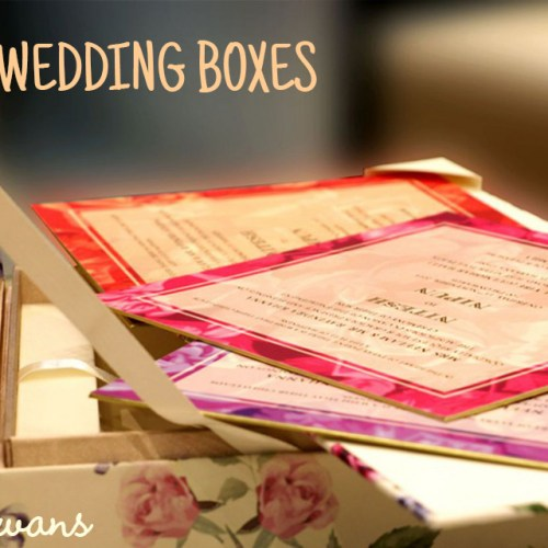 Wedding Boxes Pahalwans