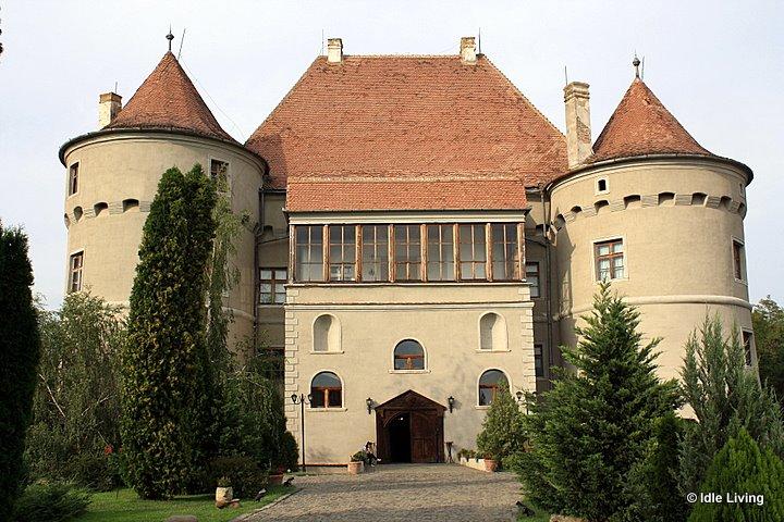 La Castelul Jidvei domneşte Feteasca Regală