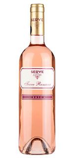 Rosé Terra Romana 2017, SERVE