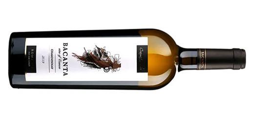 Bacanta Chardonnay 2019, Crama Gîrboiu