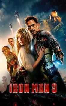 Iron Man 3 (2013) 480p & 720p