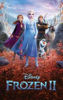 Free Download & Streaming Film Frozen II (2019) BluRay 480p, 720p, & 1080p Subtitle Indonesia Pahe Ganool Indo XXI LK21