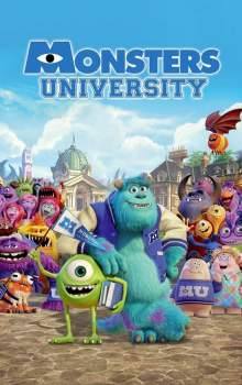 Free Download & Streaming Film Monsters University (2013) BluRay 480p, 720p, & 1080p Subtitle Indonesia Pahe Ganool Indo XXI LK21