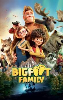 Free Download & Streaming Film Bigfoot Family (2020) BluRay 480p, 720p, & 1080p Subtitle Indonesia Pahe Ganool Indo XXI LK21