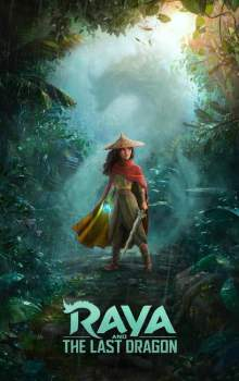 Free Download & Streaming Film Raya and the Last Dragon (2021) BluRay 480p, 720p, & 1080p Subtitle Indonesia Pahe Ganool Indo XXI LK21