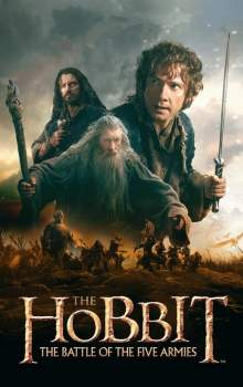 Free Download & Streaming Film The Hobbit: The Battle of the Five Armies (2014) BluRay 480p, 720p, & 1080p Subtitle Indonesia Pahe Ganool Indo XXI LK21