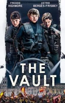 Free Download & Streaming Film The Vault (2021) BluRay 480p, 720p, & 1080p Subtitle Indonesia Pahe Ganool Indo XXI LK21
