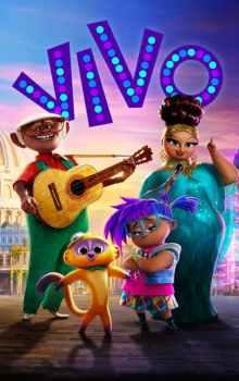 Free Download & Streaming Film Vivo (2021) BluRay 480p, 720p, & 1080p Subtitle Indonesia Pahe Ganool Indo XXI LK21