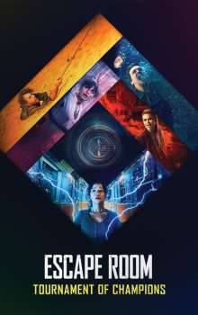 Free Download & Streaming Film Escape Room: Tournament of Champions (2021) BluRay 480p, 720p, & 1080p Subtitle Indonesia Pahe Ganool Indo XXI LK21