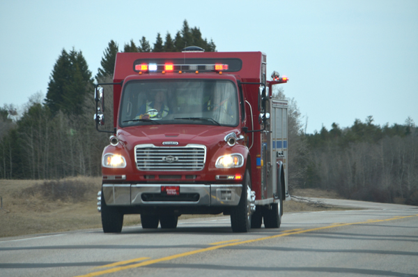 buckland fire rescue thanks