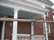 Clarion County Historical Scoiety Inprogress