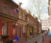 philadelphia row houses