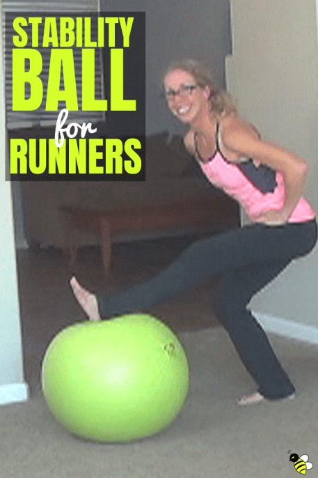 20 Minute CORE STRENGTHENING Stability Ball Circuit workout from Pahla B Fitness