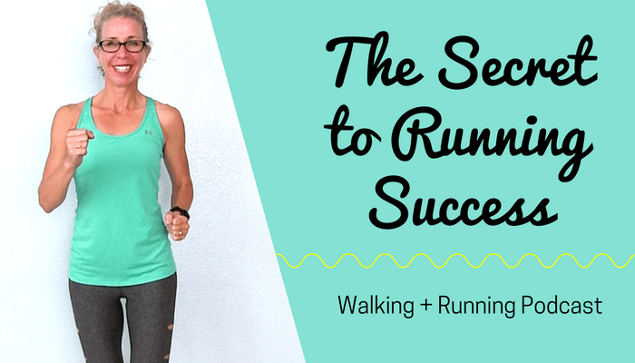 30 Minute Indoor RUN + WALK (5 Min Run + 1 Min Walk Intervals) - The SECRET to My RUNNING Success Full Length Home Workout from Pahla B Fitness Blog Featured Image