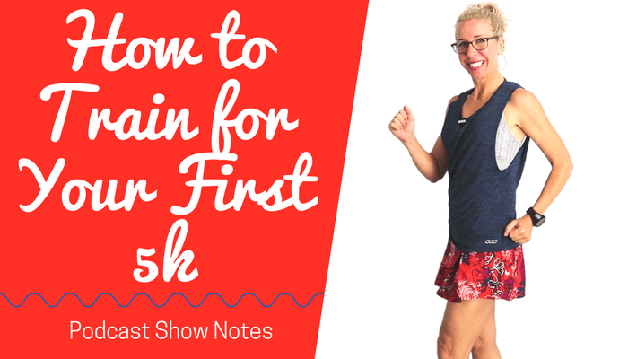 20 Minute 1+ Mile WALK + RUN Workout with 30-Second Intervals _ How to Train for Your FIRST 5k Race - BLOG Featured Photo
