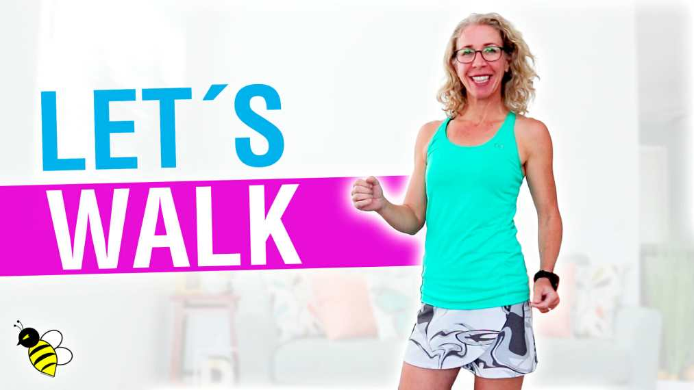 Walking for Weight Loss 15 minute workout