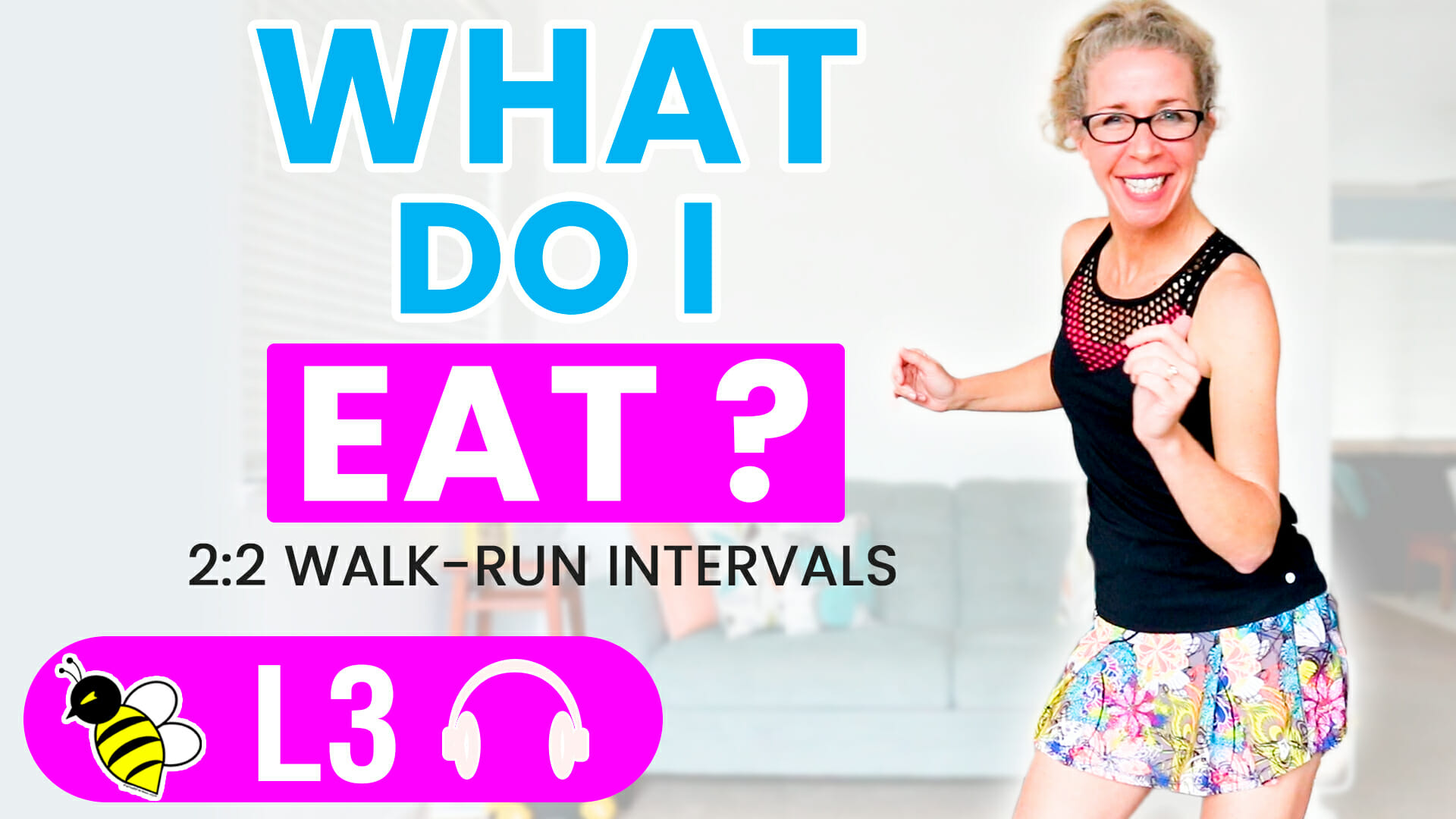 What Do I Eat 40 minute Let's RUN podcast