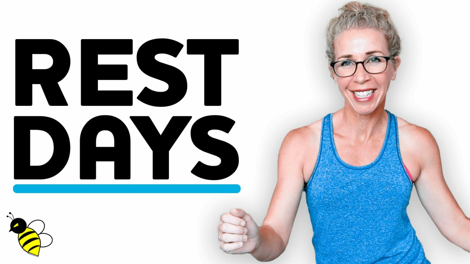 REST DAYS, Active Rest + Cutback EXPLAINED 30 Minute WALKING Workout Let's RUN Podcast with Pahla B