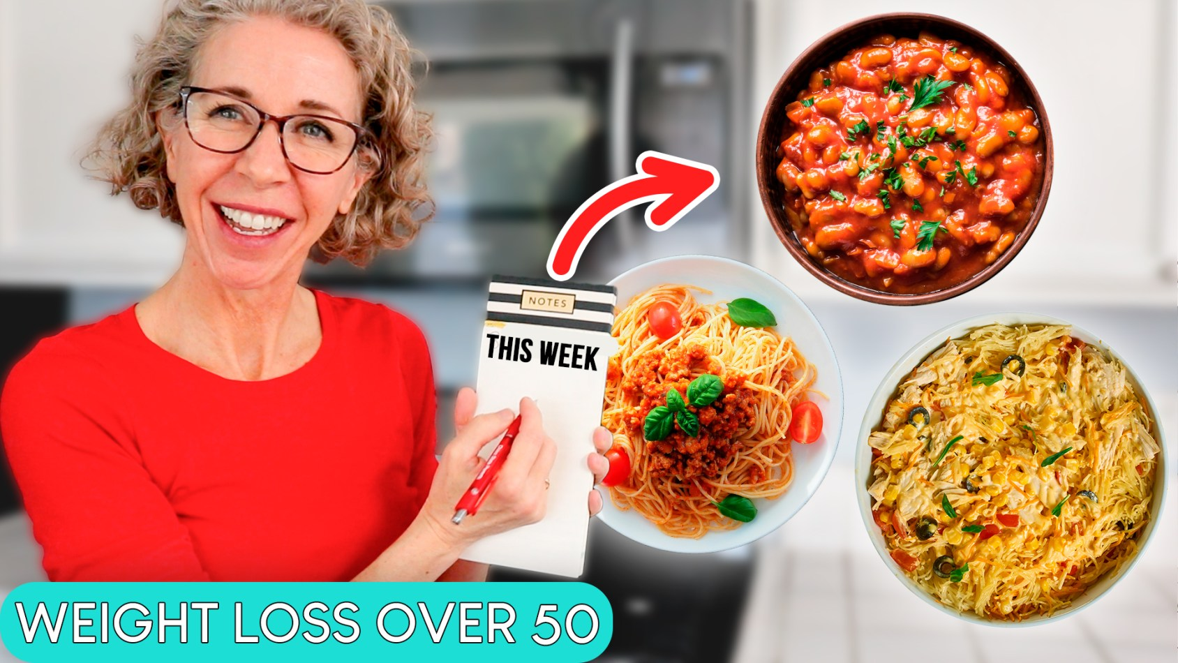 How I Plan a Week of EASY MEALS in 20 Minutes ???? Pahla B Fitness