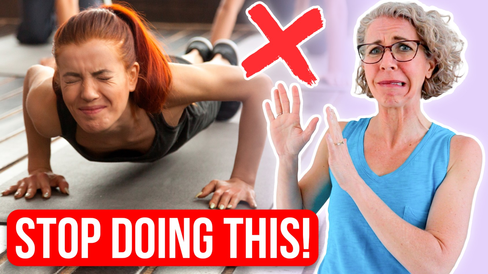 Workouts that are KEEPING YOU from LOSING WEIGHT over 50