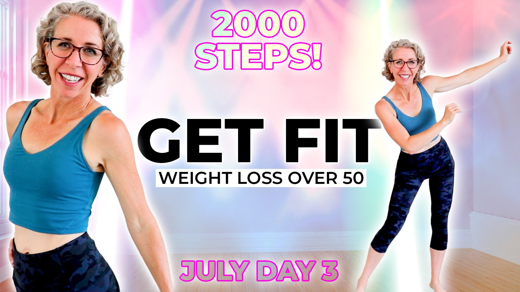 Get IN SHAPE Fast! The Perfect Workout for Women over 50