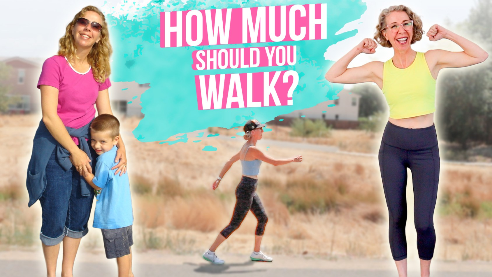 How Much WALKING to Reach Your GOAL WEIGHT?