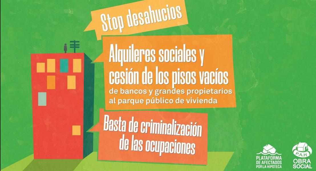 Artículos de La Marea sobre la falsa alarma social creada con las ocupaciones