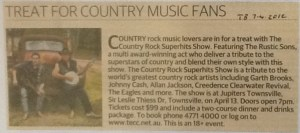 Country Superhits Show 13 April 2012