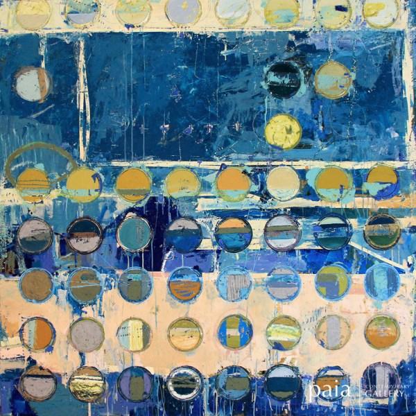 Jylian Gustlin - Abstract Art Paia Contemporary Hawaii