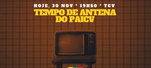 Tempo antena PAICV