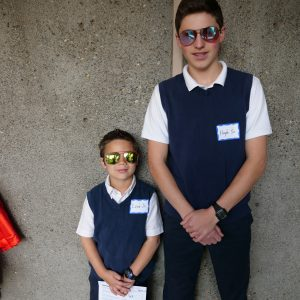 Ezra and Hugh