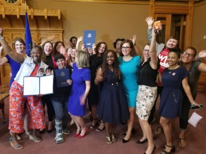 paid leave connecticut victory