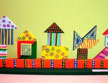 Συνεχίζεται η Έκθεση του Εργαστηρίου παιδικής τέχνης