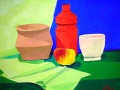 Έκθεση Ζωγραφικής Στο Εργαστήρι Παιδικής Τέχνης στη Λάρισα