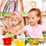 Μαθήματα ζωγραφικής γιά παιδιά