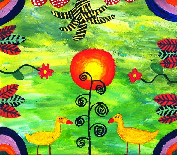 καλλιτεχνικό εργαστήρι, παιδική ζωγραφική, Λάρισα