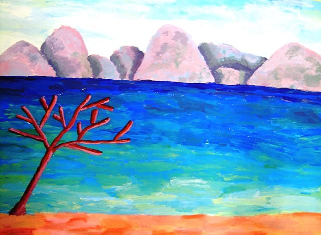 παιδική ζωγραφική, παιδική καλλιτεχνική δημιουργία