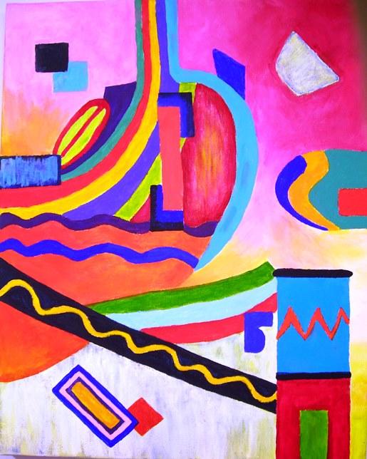 εργαστήρι παιδικής τέχνης, Λάρισα, παιδικές δραστηριότητες, παιδική ζωγραφική