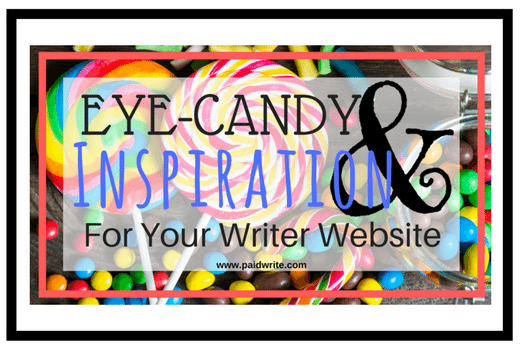 freelance writer website inspiration
