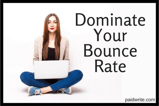 DominateYourBounce Rate