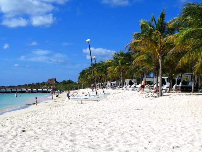 C beach