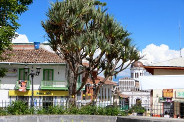 Rio Sucio is a nice little village to spend a couple of hours